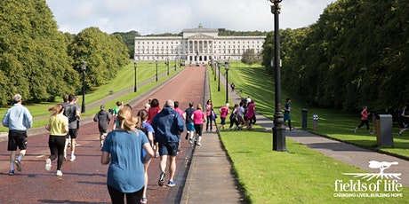 Fields of Life Stormont 10k, 5k & 1K Run tickets
