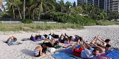 Meditation & Yoga on the Beach tickets