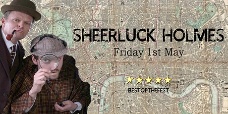 Sheerluck Holmes Murder Mystery Dinner event tickets
