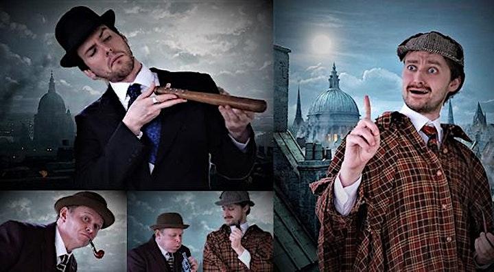 Sheerluck Holmes Murder Mystery Dinner event image