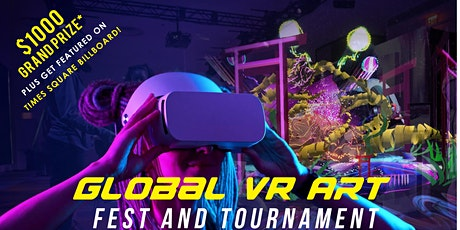 2020 Melbourne VR Art Fest and Tournament tickets