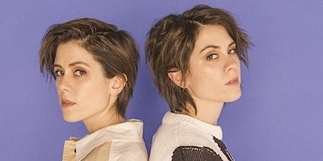 Tegan & Sara tickets