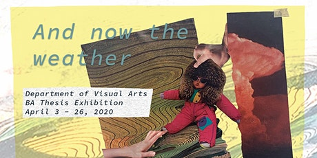Opening Reception: And now the weather tickets