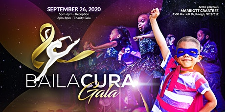 BailaCura 2020 - Charity Gala  tickets