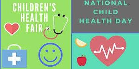 Children's Health Fair tickets