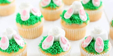 Bunnies, Chicks and Lambs- OH MY! (cupcake class) tickets
