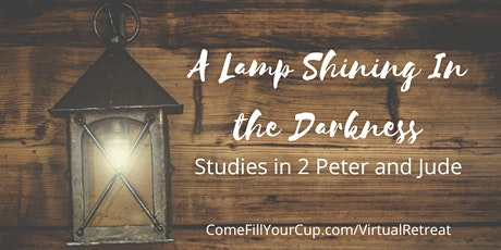 Come Fill Your Cup Virtual Retreat tickets