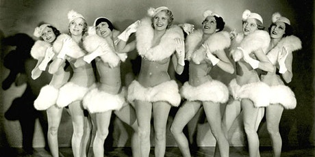 Life Drawing Party - Busby Berkeley Theme - Twin Pines -  7pm tickets