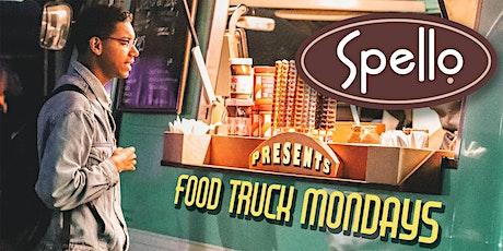 Food Truck Mondays @ Spello tickets