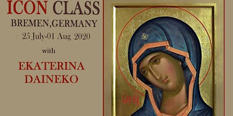 ICON  Painting Master CLASS ( workshop) with Ekaterina Daineko in Bremen tickets