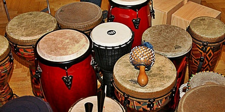 Drums & Percussion Workshop tickets