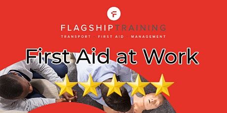 First Aid at Work Level 3 tickets