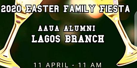 AAUA ALUMNI LAGOS CHAPTER EASTER FAMILY FUN FAIR tickets