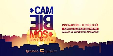 Cambiemos con Venezuela: Innovación + Tecnología  entradas