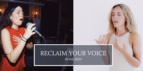RECLAIM  YOUR  VOICE tickets