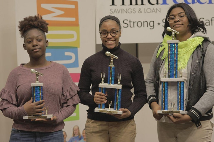 MyCom Future Leaders of the World 7th Annual Soapbox Speech Competition image