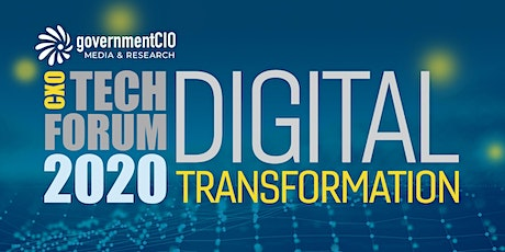 CXO Tech Forum: Digital Transformation tickets