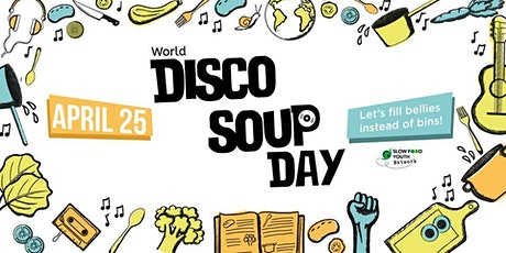 World Disco Soup Glasgow tickets