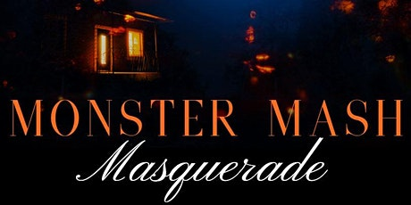 Monster Mash Masquerade tickets