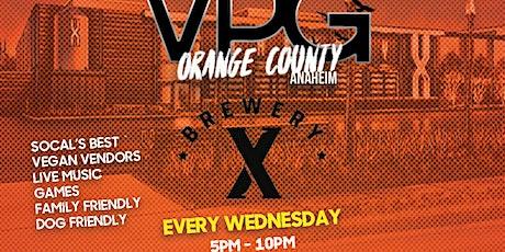 Vegan Playground Orange County tickets