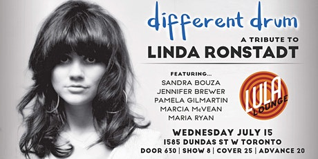 Different Drum: A Tribute to Linda Ronstadt  tickets