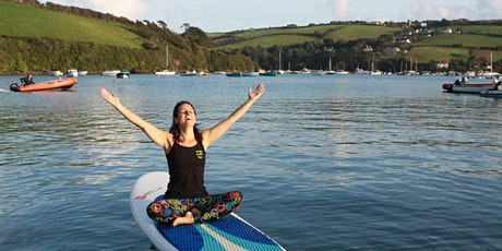 SUP & Beach Yoga Retreat (Sea, Sand & Scones) tickets