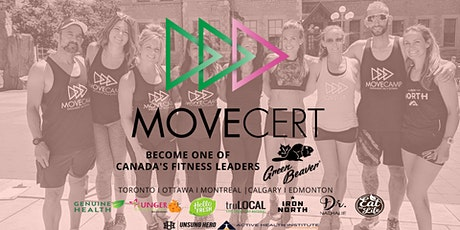 MOVECERT - Ottawa tickets