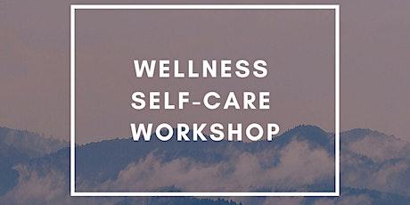 Wellness Self Care tickets