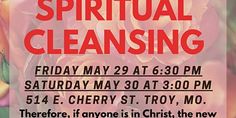 Spiritual Cleansing tickets