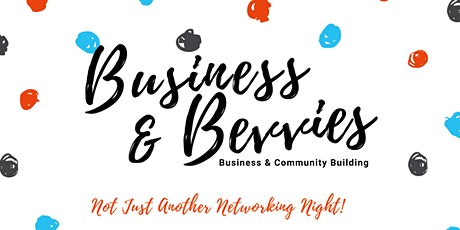 Business & Bevvies tickets