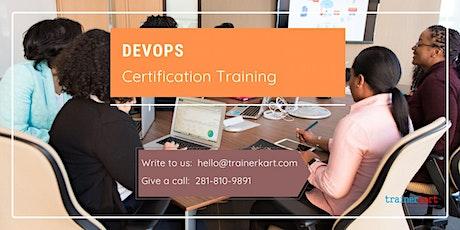 Devops 4 day classroom Training in Modesto, CA tickets