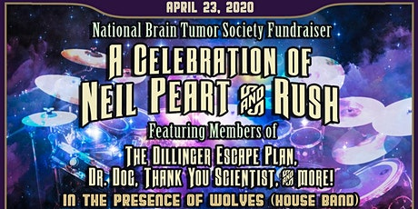 *CANCELED*A Celebration of Neil Peart & Rush ft. members of Dr. Dog & more! tickets