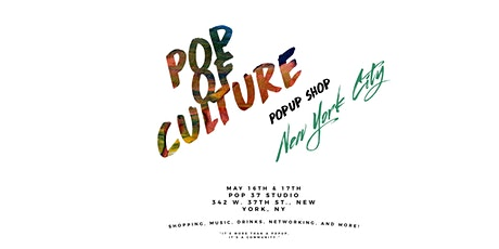 Pop of Culture Popup- New York City tickets