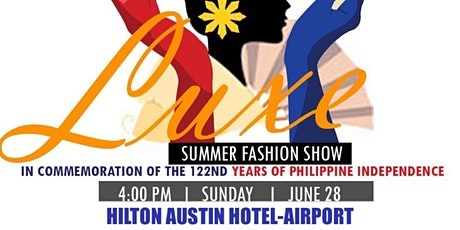 Luxe Summer Fashion - BEST of the ISLANDS AUSTIN EDITION tickets