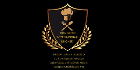 Congreso Internacional de Chefs boletos