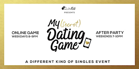 My (Secret) Dating Game tickets