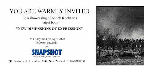 Ashok Kochhar showcases his latest photography book tickets