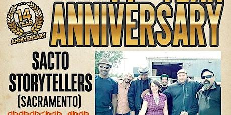 Trojan Lounge 14 yr Anniv - Sacto Storytellers tickets