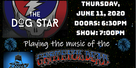 The Dog Star tickets