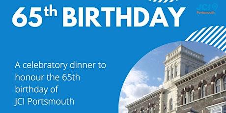 JCI Portsmouth - 65th Anniversary Event  tickets