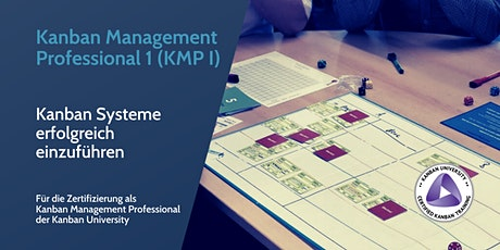 Kanban Management Professional 1 (KMP I) Tickets