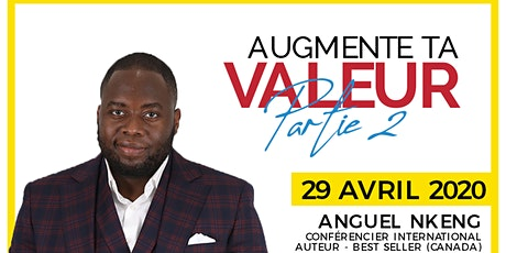 AUGMENTE TA VALEUR - Partie 2 billets