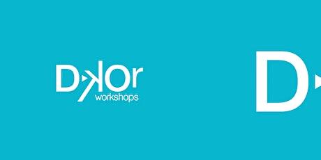 Postponed Until Further Notice: DKOR - Interior Design Workshop tickets