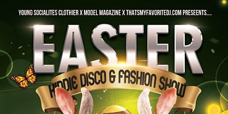 Young Socialites Easter Disco & Fashion Show tickets