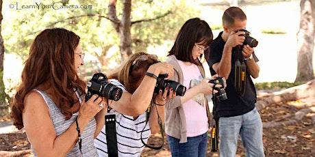 Redlands Beginner Digital Camera Class (+ get OFF of Auto) tickets