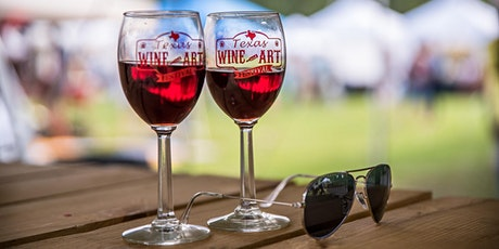 Texas Wine and Art Festival tickets