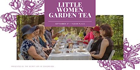 Little Women Garden Tea | September 27 tickets