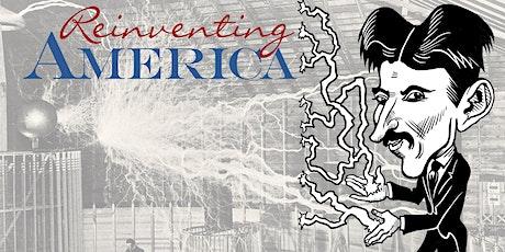 Nikola Tesla, Chautauqua History Comes Alive tickets