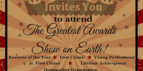 63rd Annual Community Awards Celebration! - Postponed tickets