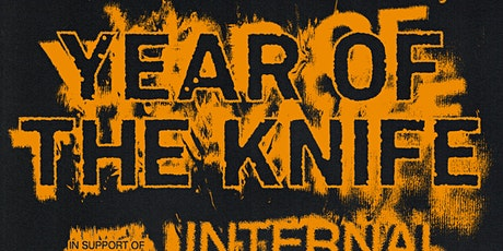 Year of the Knife, Queensway, Vatican, Frost Koffin, AND MORE! tickets